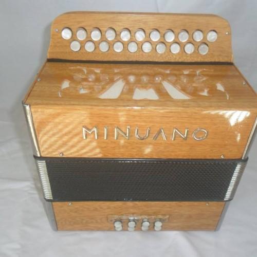 acordeon minuano natural